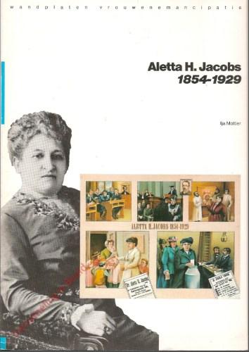 Aletta H. Jacobs 1854-1929 [Handleiding]
